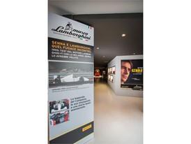 Mostra Senna Museo Lamborghini 03