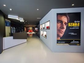 Mostra Senna Museo Lamborghini 01