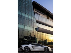 Lamborghini Dubai 2