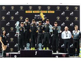 Thai R1 pro podium