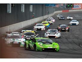 ADAC GT Lausitzring Race Start