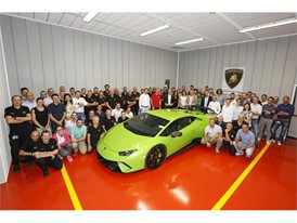 Automobili Lamborghini expands prototype and  pre-series vehicle development facilities,  and opens new acoustic test room