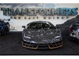 The Lamborghini Centenario at the premiere of Transformers, The Last Knight (2)