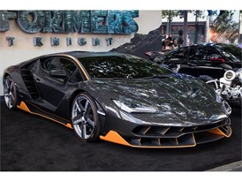 The Lamborghini Centenario at the premiere of Transformers, The Last Knight (3)