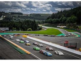 Race 1 - start