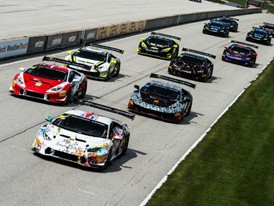 Lamborghini Super Trofeo Race 1 at Road America