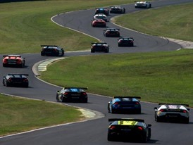 Virginia International Raceway Marks Halfway Point for the Lamborghini Super Trofeo North America Championship Battles