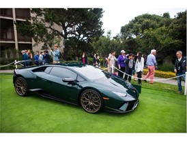Ad Personam Lamborghini Huracan Performante at Pebble Beach 02