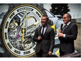 Huracan Super Trofeo EVO and Roger Dubuis - 3
