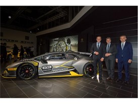 Huracan Super Trofeo EVO and Roger Dubuis - 6