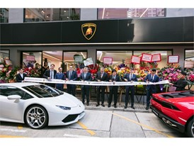 Lamborghini Hong Kong opens new Showroom