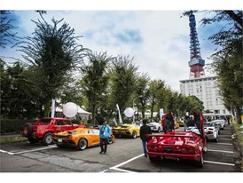 Lamborghini Day Concours d'Elegance