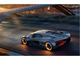 Lamborghini Terzo Millennio 3-4 Rear