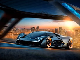 Lamborghini Terzo Millennio: A Future Vision and Dream Based on the Collaboration with MIT