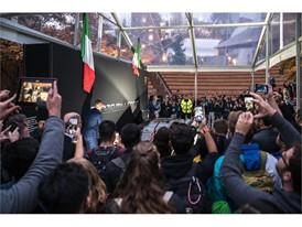 Lamborghini Terzo Millennio unveiling