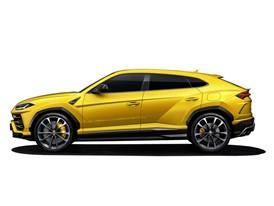 The new Lamborghini Urus: The world's first Super Sport Utility Vehicle