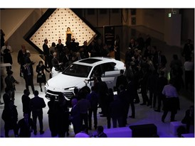 Urus Premiere Urus on display white