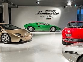 A record-breaking 2017 for the Lamborghini Museum: 100,000 visitor milestone reached