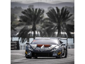 The 2018 season of the Lamborghini Super Trofeo  - Middle East