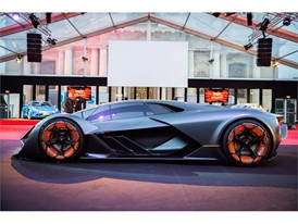 Lamborghini Terzo Millennio at the Festival Automobile International (5)