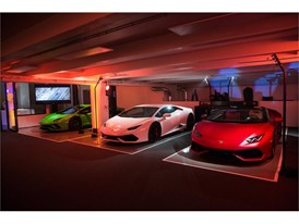 Lamborghini Aventador S and Huracan (2)