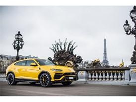 Urus in Paris