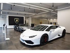 Lamborghini Paris Showroom