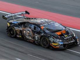 Lamborghini Super Trofeo Middle East in Dubai: Bartholomew and Pull also win Race 2