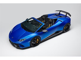 Huracan Performante Spyder 3-4 -front-top