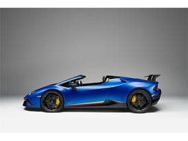 Huracan Performante Spyder side-open