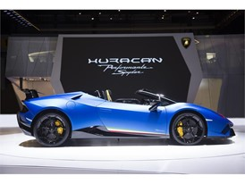 Huracan Performante Spyder - Geneva 2018