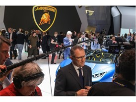 MR. Stefano Domenicali - Geneva Motor show 2018