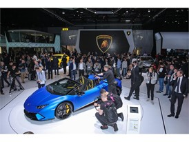 Lamborghini Huracán Performante Spyder - Geneva Motor Show 2018