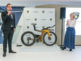R. De Jonge - K. Bassi - Lamborghini - Cervélo