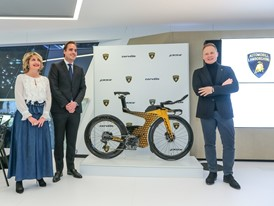 K.Bassi - R.De Jonge  - M.Borkert Lamborghini Cervélo
