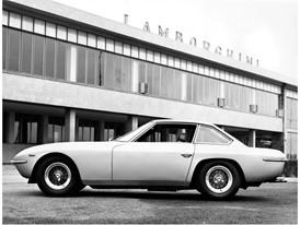 Lamborghini Islero Side