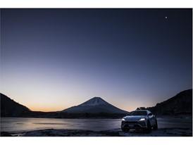 Lamborghini Urus in Fuji