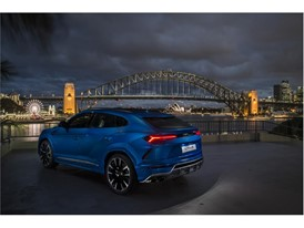 Lamborghini Urus in Sydney