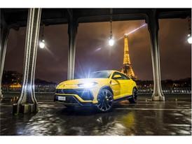 Lamborghini Urus in Paris