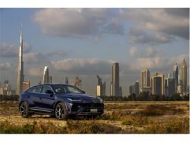 Lamborghini Urus in Dubai