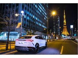 Lamborghini Urus in Tokyo (2)