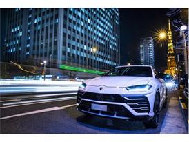 Lamborghini Urus in Tokyo