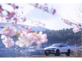 Lamborghini Urus in Fuji (2)