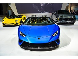 Lamborghini Huracán Performante Spyder and Urus make their Asian debut at 2018 Beijing Auto Show(9)