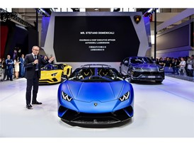 Lamborghini Huracán Performante Spyder and Urus make their Asian debut at 2018 Beijing Auto Show(4)