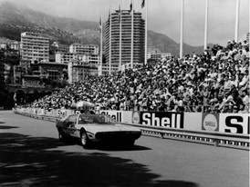 Lamborghini Polo Storico goes back in history,  taking the Marzal to the GP de Monaco Historique once more