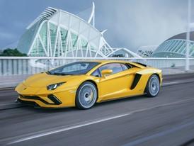 Aventador-S Yellow  100