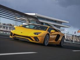 Aventador-S Yellow  089