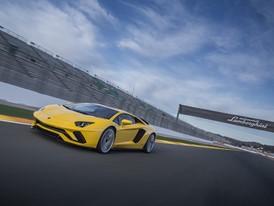 Aventador-S Yellow  036