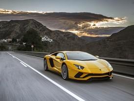 Aventador-S Yellow  008